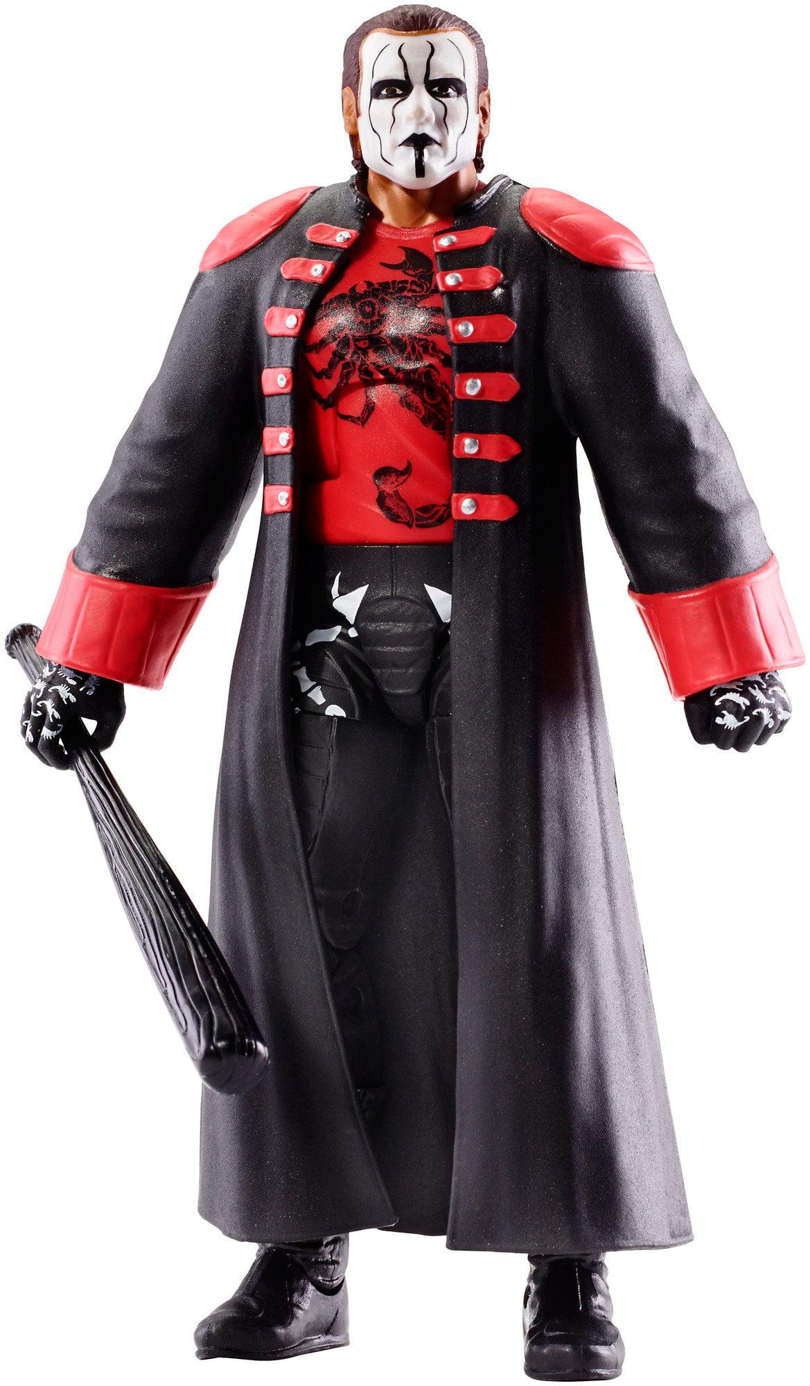 WWE Elite Sting Action Figure by Mattel