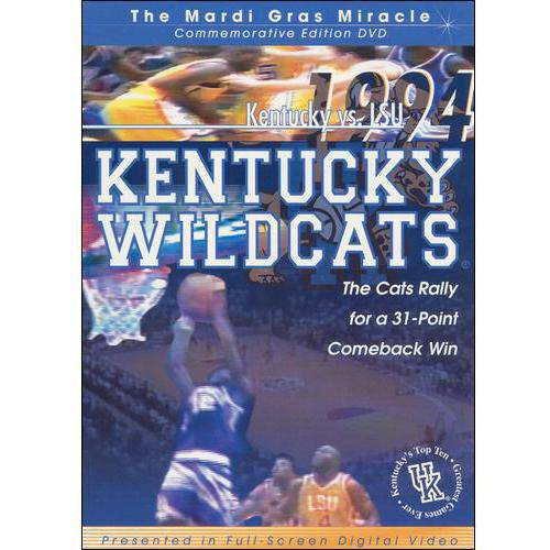 Kentucy Wildcats: The Mardi Gras Miracle (Commemorative Edition) (Full Frame)