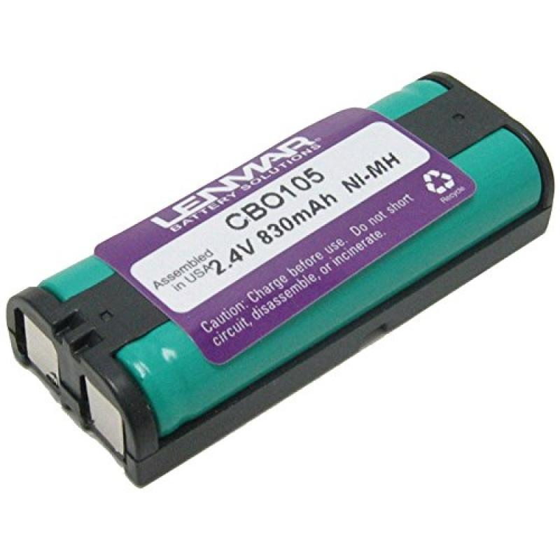 Lenmar CB0105 Battery for Panasonic Cordless Phones