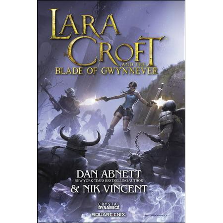 Lara Croft and the Blade of Gwynnever - eBook (Halloween Lara Croft)