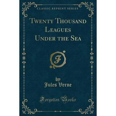 Twenty Thousand Leagues Under the Sea (Classic