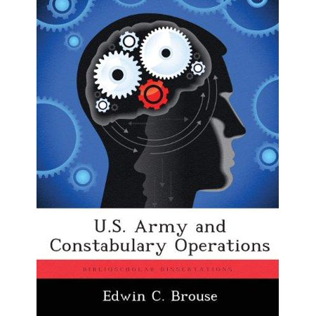 U.S. Army and Constabulary Operations - image 1 of 1