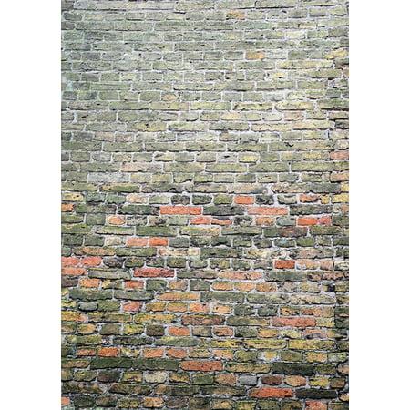 LAMINATED POSTER Bricks Surfaces Flat Solid Rough Walls Hard Poster Print 24 x 36
