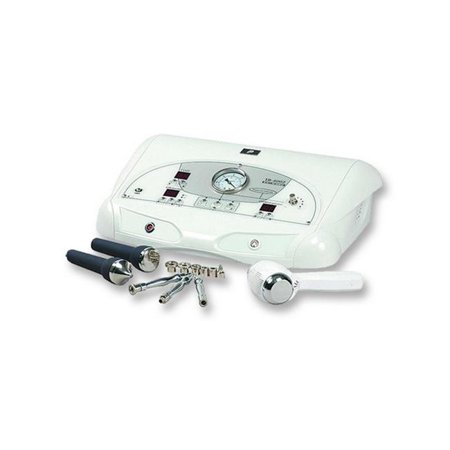 csc spa cib-6002 diamond microdermabrasion with ultrasonic hot & cold hammer