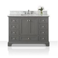 Ancerre Designs Audrey 48'' Single Bath Vanity Set