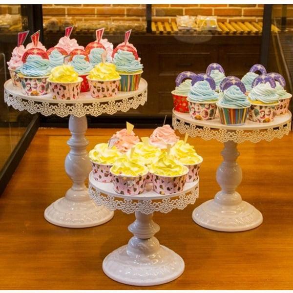 Cupcake Stand Party Display Dessert Holder Wedding Birthday Table Décor UK