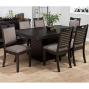 Jofran 7 Piece Dining Set in Sensei Oak