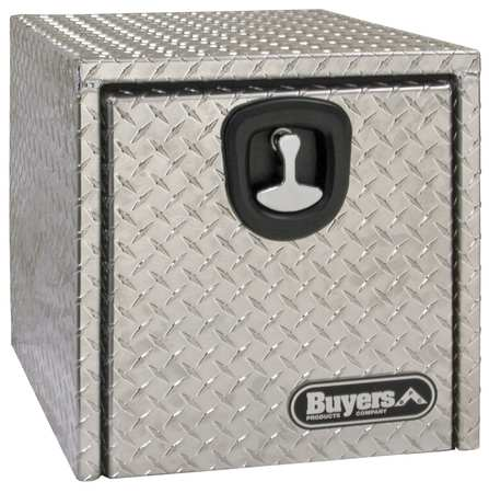 Buyers Products Underbody Truck Box, Silver, 1705135