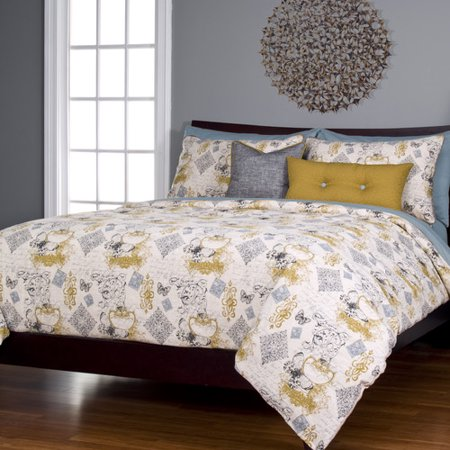 August Grove Athan Meritage Duvet Cover Set