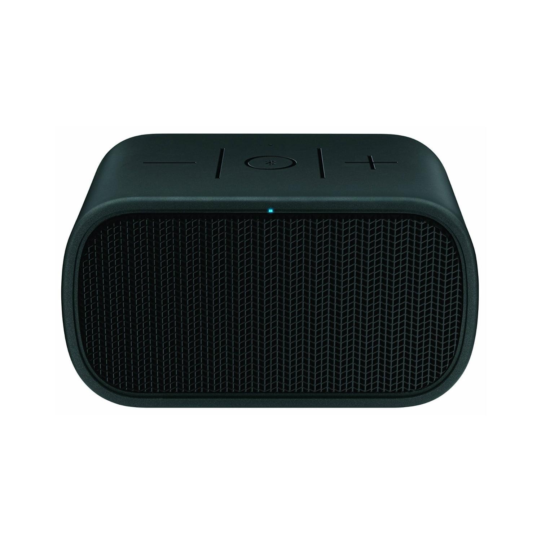 Logitech UE Mini Boom Portable Bluetooth Speaker (Black)