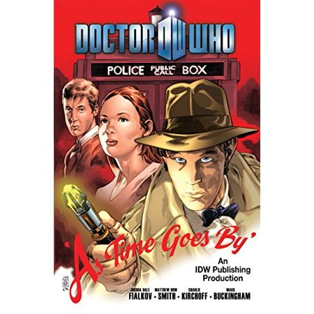 Doctor Who II Volume 4: As Time Goes By [Jun 19, 2012] Fialkov, Joshua Hale and Dow Smith,