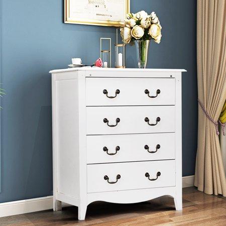 4 Drawers Chest Dresser Organizer