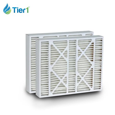 White Rodgers Furnace Filters - White Rodgers 16x21x5 Merv 13 Replacement AC Furnace Air Filter (2 Pack)