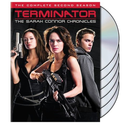 Terminator: The Sarah Connor Chronicles - The Complete Second Season (Widescreen)