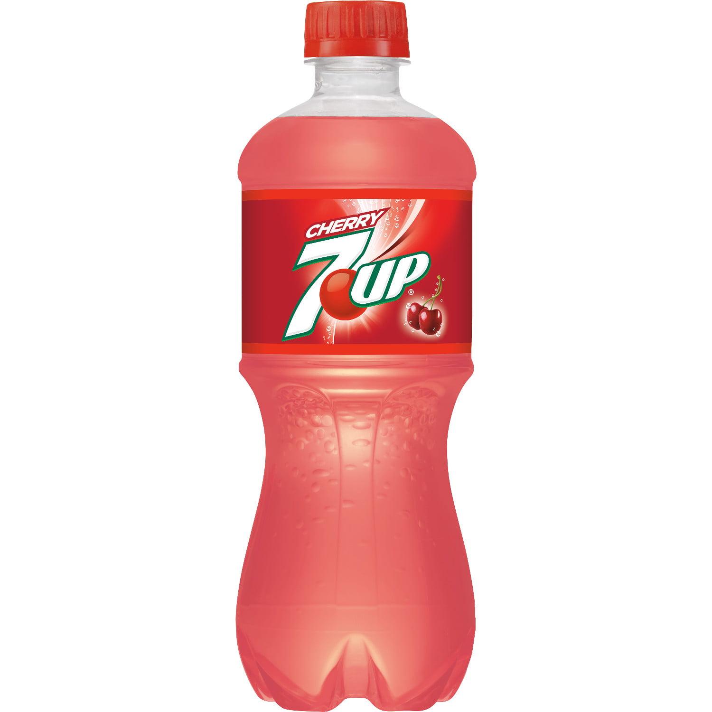 Image of 7UP Cherry, 20 fl oz