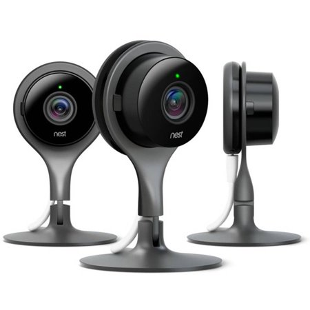 Nest Cam Indoor Security Cameras (3-Pack) - (3 Security Camera)