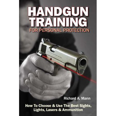Handgun Training for Personal Protection - eBook