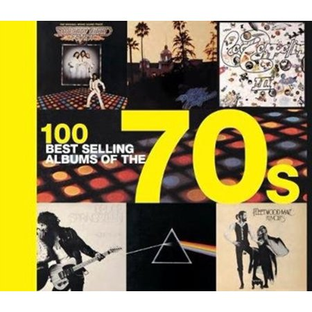 100 BEST SELLING ALBUMS OF THE 70S (List Of Best Selling Albums Of All Time)