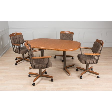 aw furniture 5 piece dining set