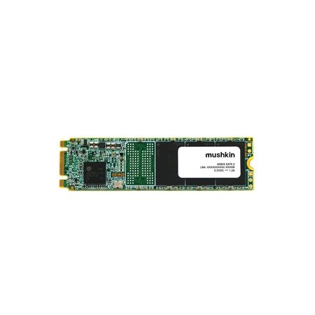 Mushkin 250GB SOURCE M.2 SATA-III M.2 (2280) 6Gb/s 3D TLC Internal Solid State Drive SSD Model MKNSSDSR250GB-D8