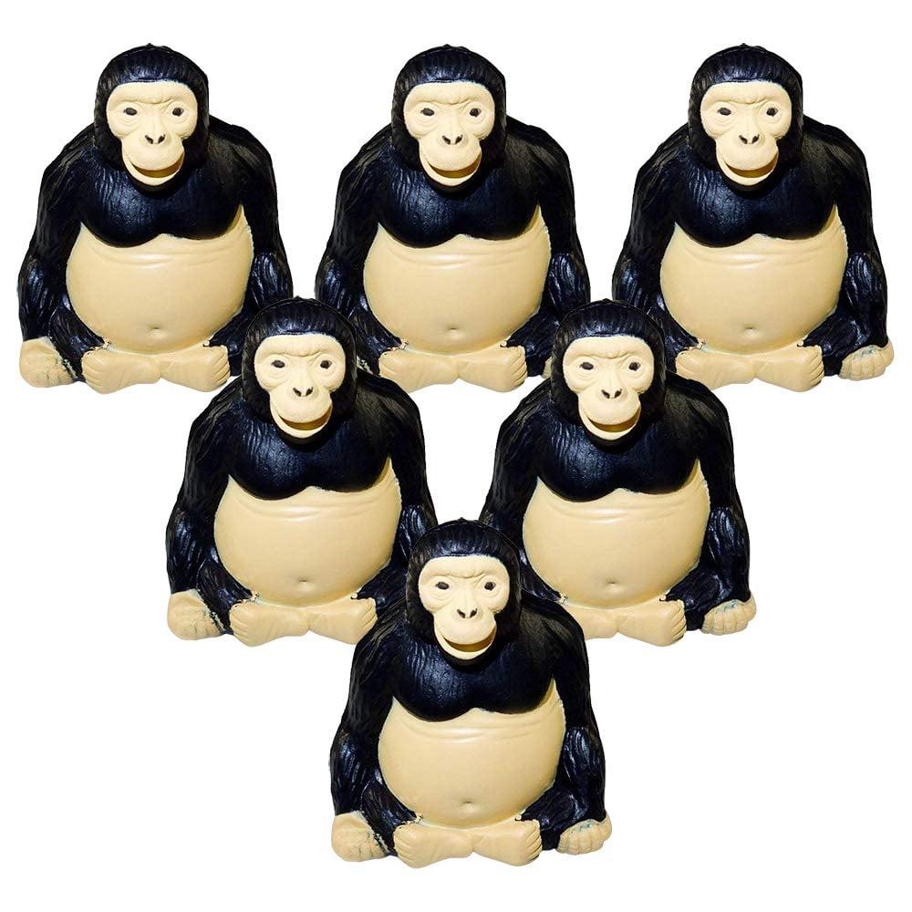 Stress Relief Toys - Sitting Gorilla Shape Shaped Stress ...