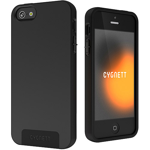 Cygnett iPhone 5 SecondSkin Silicone Case