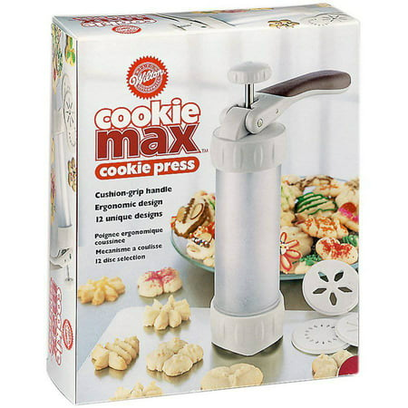 Wilton Cookie Max Cookie Press 2104-4003