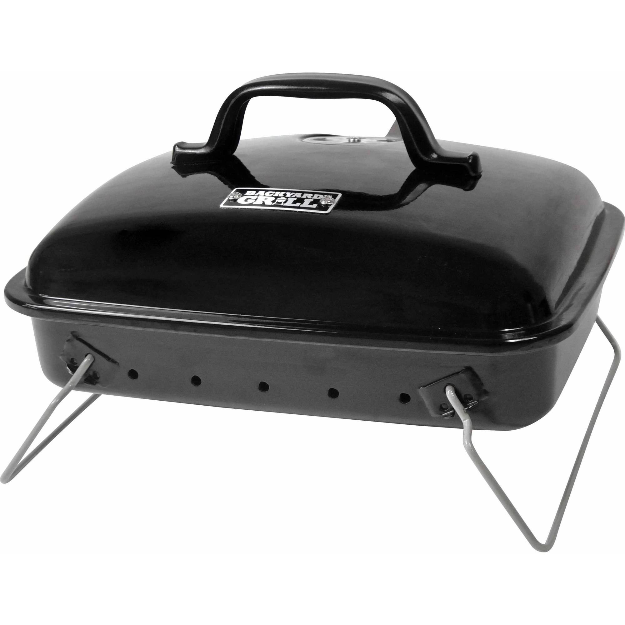 Backyard Grill Small Portable Charcoal Grill