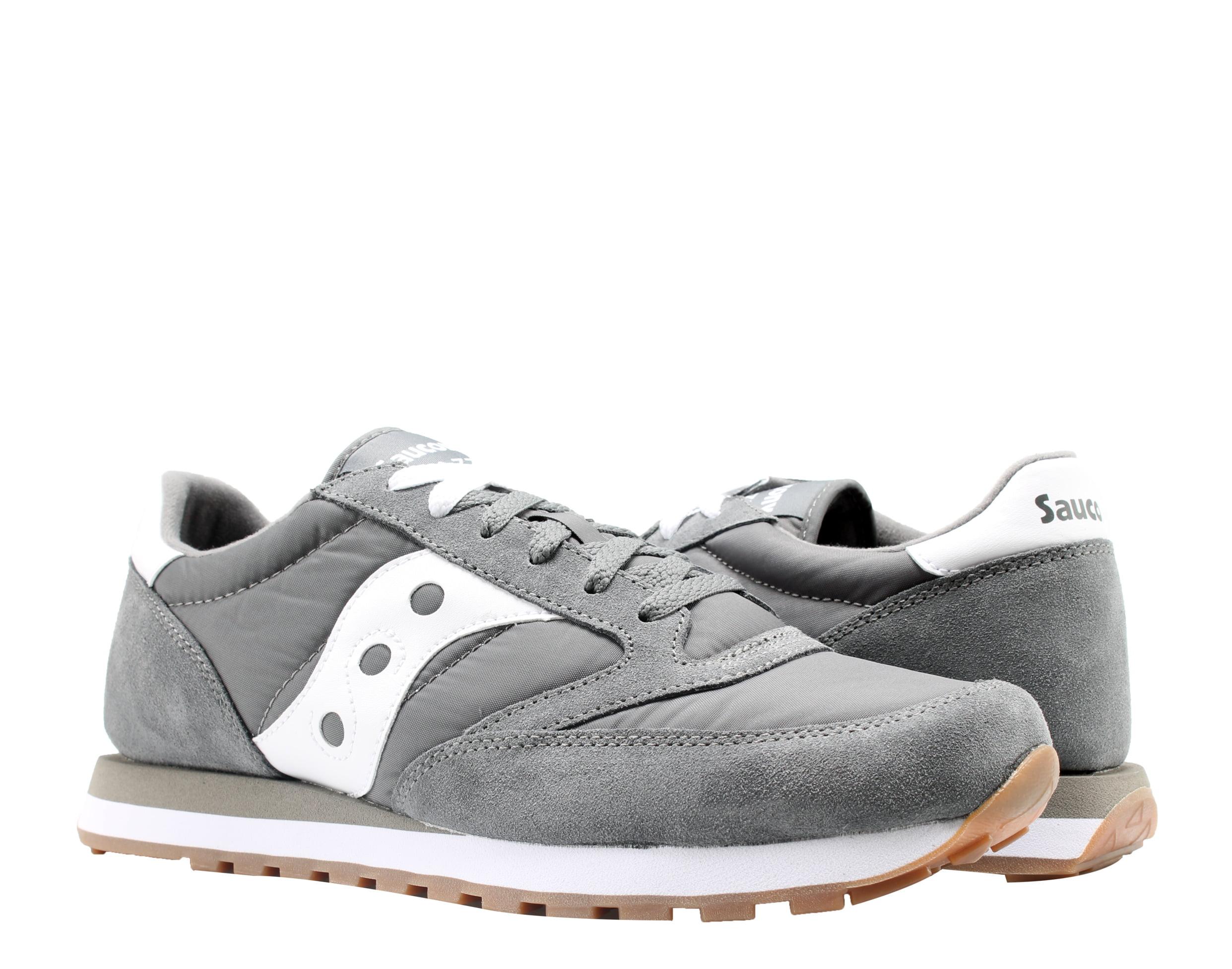 timeless design 574e8 12578 Saucony Jazz Original Grey/White Men's Running Shoes S2044-434