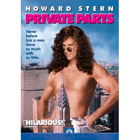 Private Parts (DVD) ()