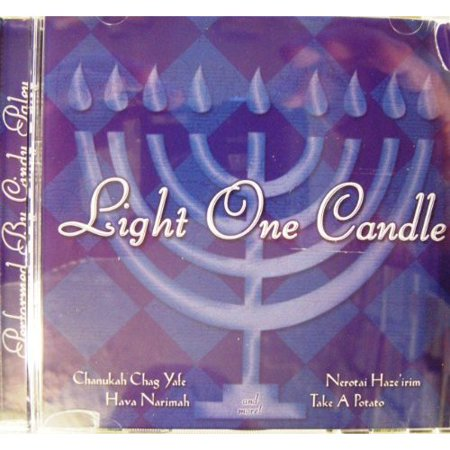 Light One Candle By Cindy (Ultra Compact Candle)