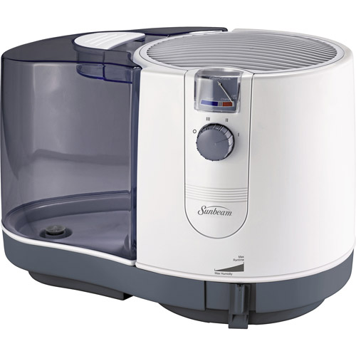 Sunbeam Cool Mist Humidifier with Filter Check Monitor, SCM1746-UM