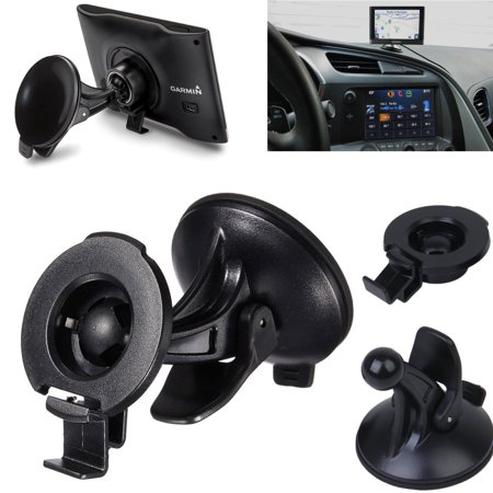 - Car Windshield Suction Cup Mount GPS Stand Holder for GARMIN NUVI 2597 LMT 42 44 52 54 55 LM