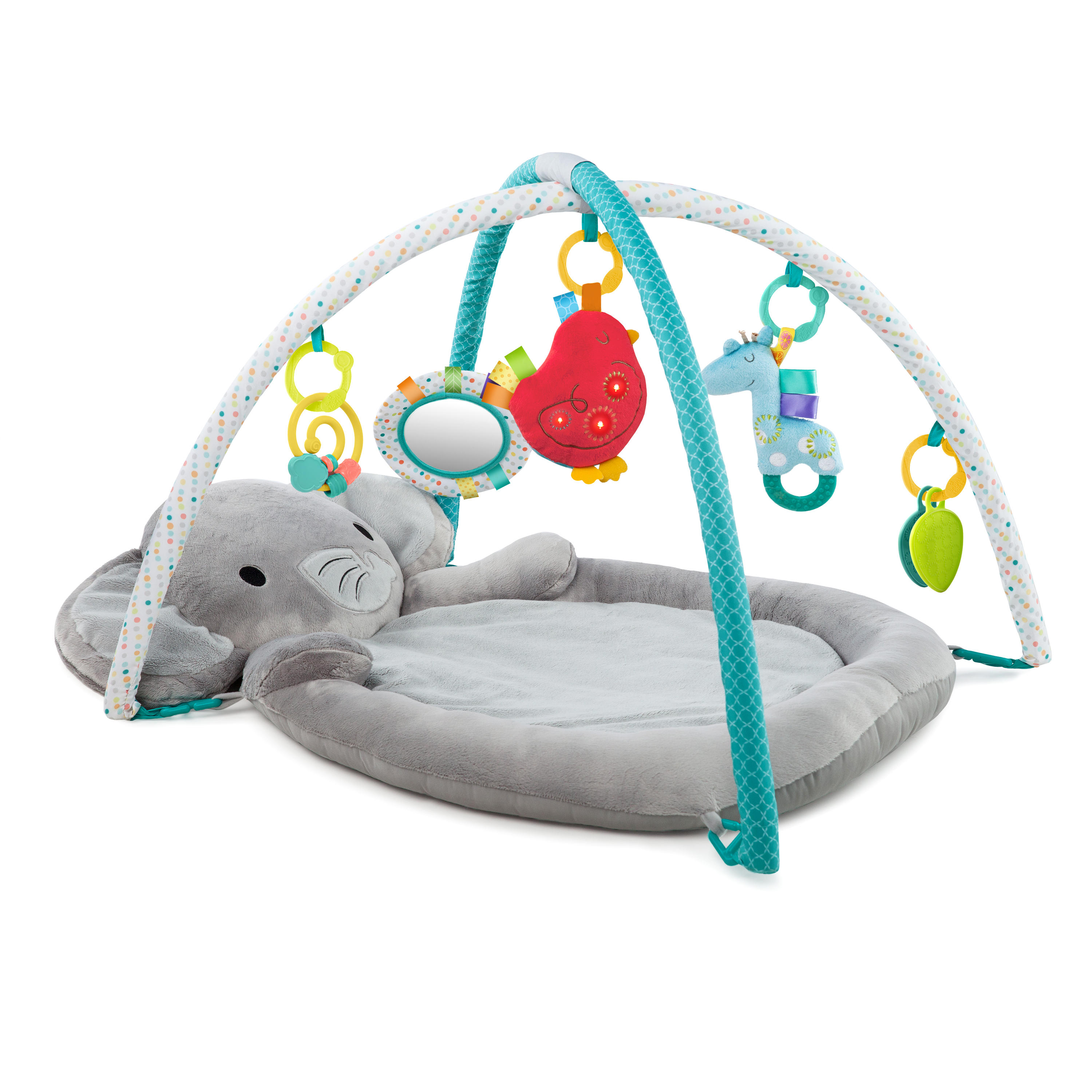 Enchanted Elephants Baby Activity Play Gym