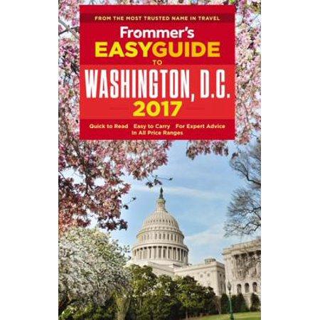 Frommer's EasyGuide to Washington, D.C. 2017 - eBook - Halloween Washington Dc 2017