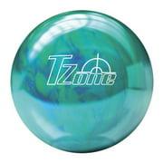 Best Pba Bowling Balls - Brunswick T-Zone Carribean Blue Bowling Ball (10lbs) Review