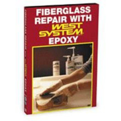 Fiberglass Repair With West System Epoxy