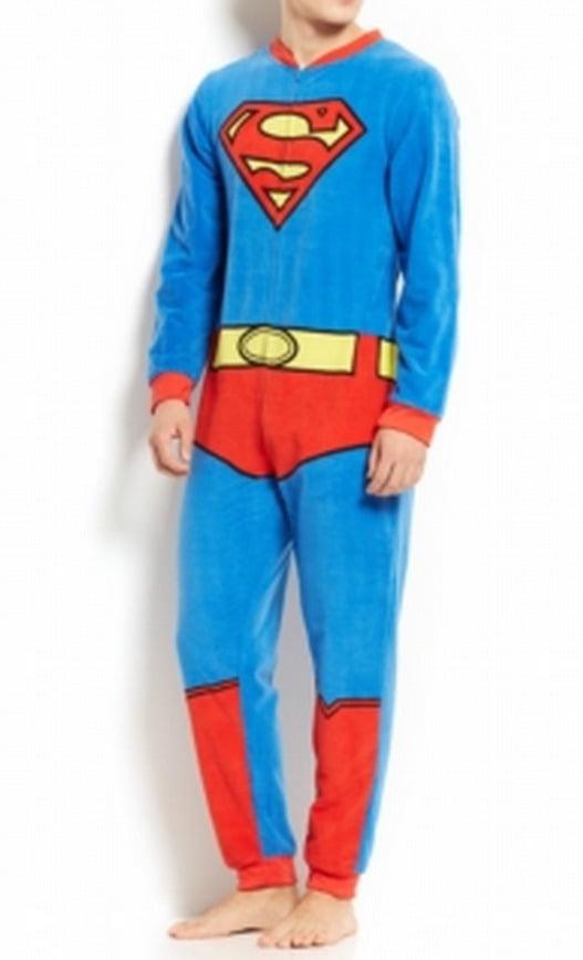 "Justice League /""Superman Hero/"" Men/'s Lounge Pyjama Pants"