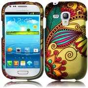 For Samsung Galaxy S3 Mini i8190 Hard Design Cover Case Antique Flower Accessory, 1. 100% brand new high quality By HRWireless,USA