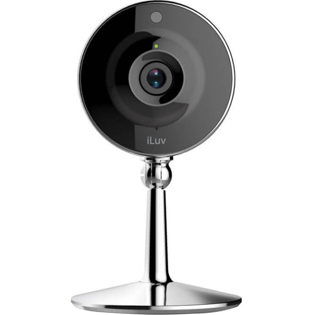 ILUV Mysightul Msight Home IP Camera with Cloud Storage