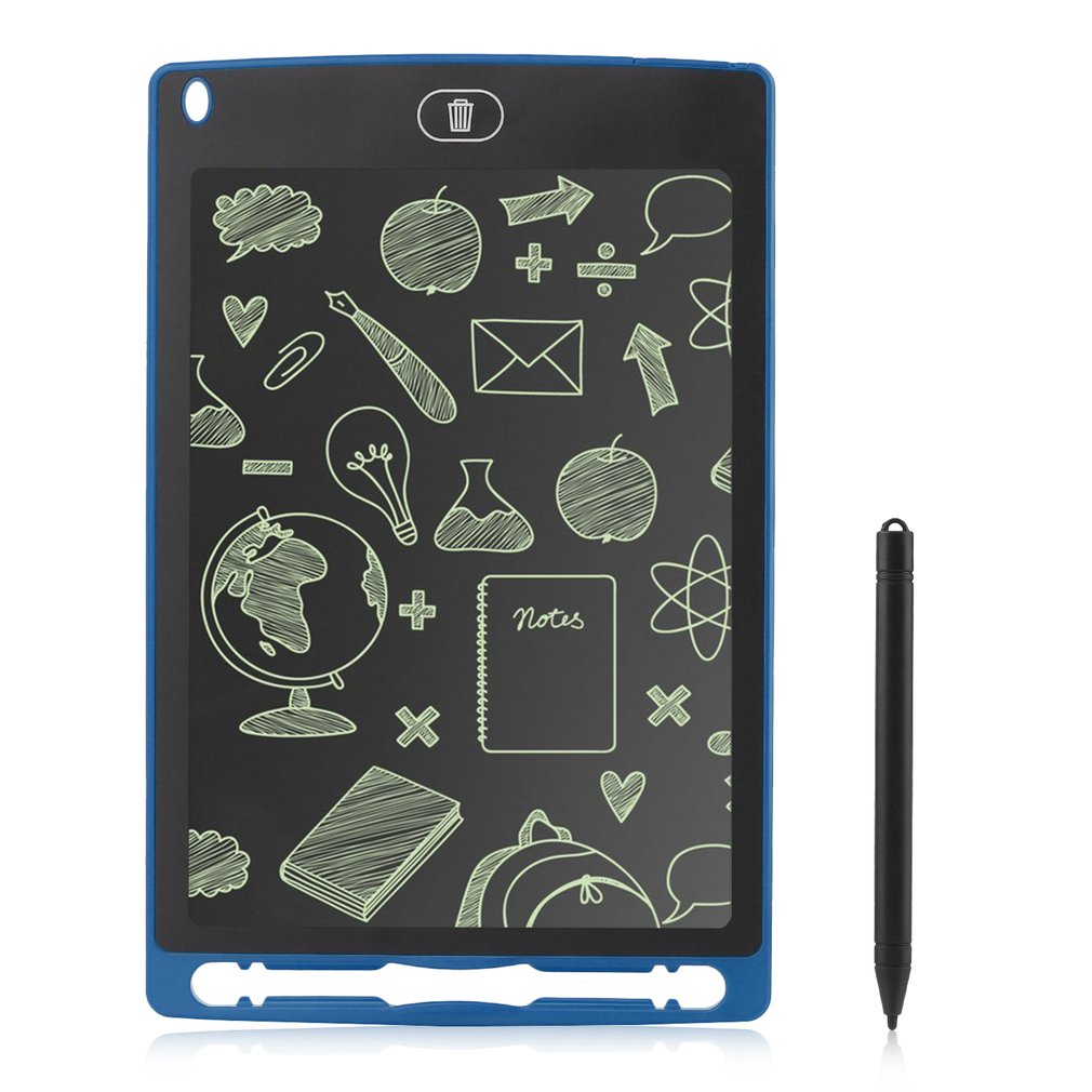 8.5inch Portable LCD Writer table t Writting Drawing Pad Paperless Memo Message Board Handwriting E-Writer For Home Office