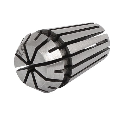 ER16 3.5mm Clamping Dia 65 Manganese Steel Spring Collet CNC Lathe Milling Chuck 8 Mm Clamping Collet