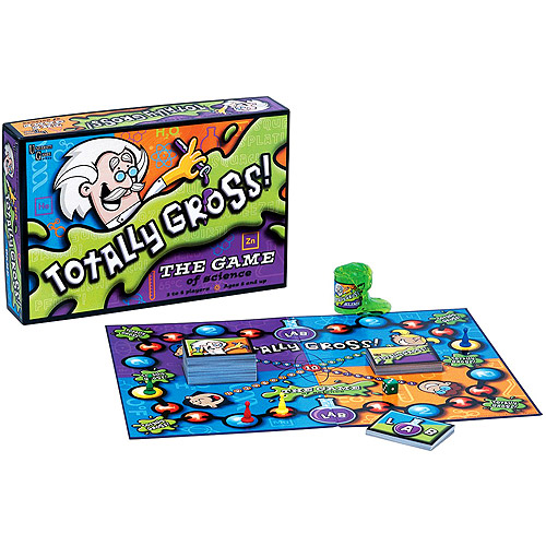 University Games Totally Gross Science Game by
