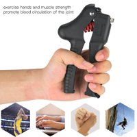 Greensen Finger Hand Wrist Muscle Strengthen Fitness Power Trainer Exerciser Lengthen Adjustable Grip