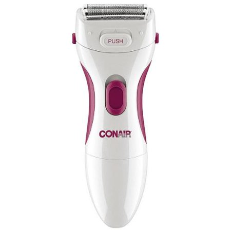 Conair Satiny Smooth Ladies Dual Foil Rechargeable Shaver ...