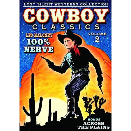 Image of Cowboy Classics: Lost Silent Westerns Collection2 (DVD)