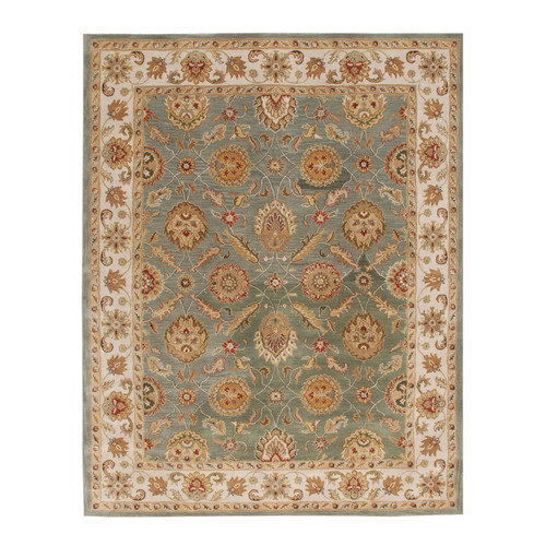 Jaipur Rugs Mythos MY06 Area Rug - Sea Green