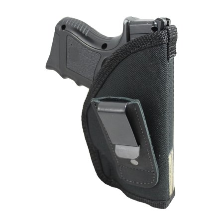 Barsony Right Tuckable IWB Holster Size 18 Bersa CZ Kahr Walther Sig Ruger Compact 9 40 (Best Iwb Holster For Cz 75 Compact)