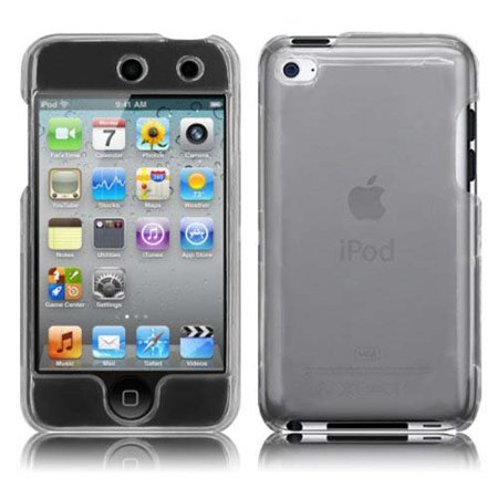 Clear Transparent Crystal Hard Case for iPod Touch 4th Gen ()
