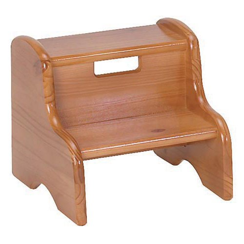 Little Colorado Kids Wooden Step Stool